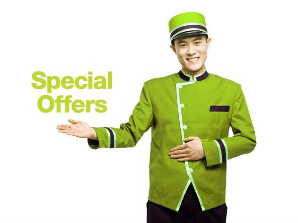 Special Offers at Zest Hotel Sukajadi Bandung