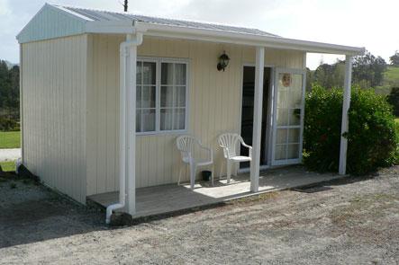 Standard Family Cabins Matakohe Holiday Park