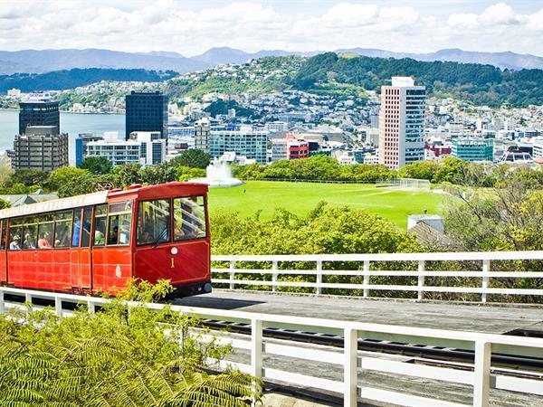 Wellington Cable Car Distinction Wellington Century City Hotel