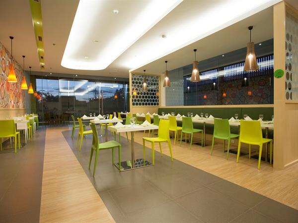 Citruz Cafe Zest Jemursari