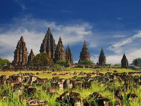 Prambanan Temples Zest Hotel Yogyakarta
