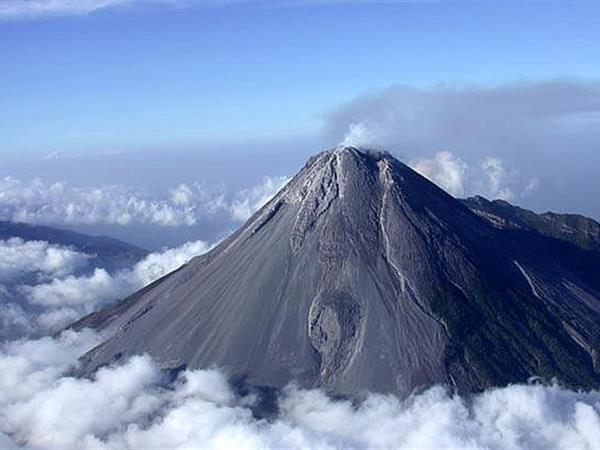 Merapi Volcano Zest Yogyakarta