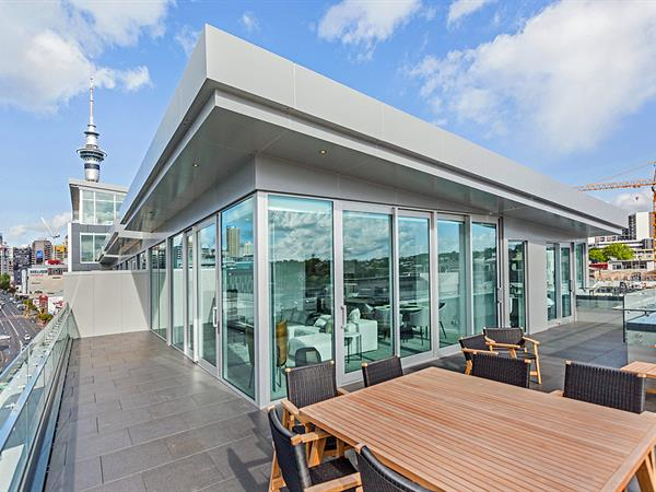Swiss-SuperSuite Three Bedroom - from 163 sqm including balcony Swiss-Belsuites Victoria Park, Auckland, New Zealand
