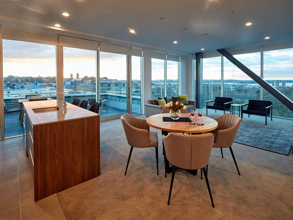 Swiss-Super Suite Two Bedroom - from 83 sqm including Balcony