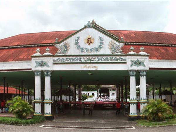 Sultan Palace Swiss-Belboutique Yogyakarta