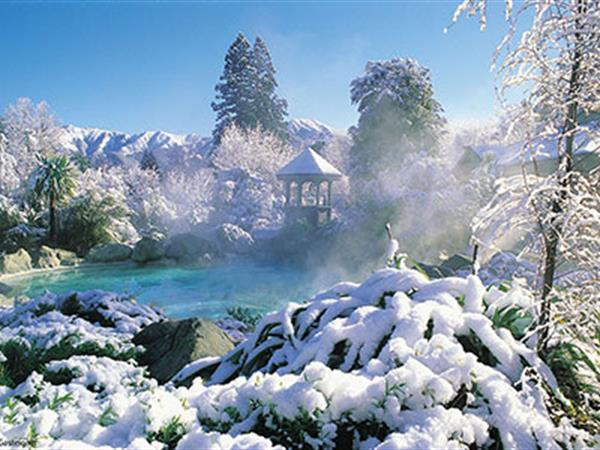 Hanmer Springs Thermal Pools & Spa