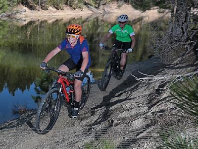 Jo Dowling - Mountain Biking, Naseby
