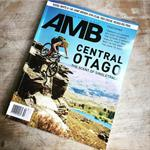 Central Otago on cover of AMB
