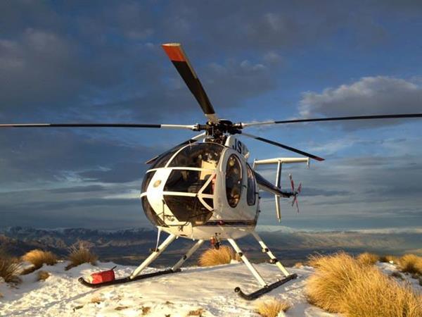Aspiring Helicopters Distinction Wanaka Alpine Resort