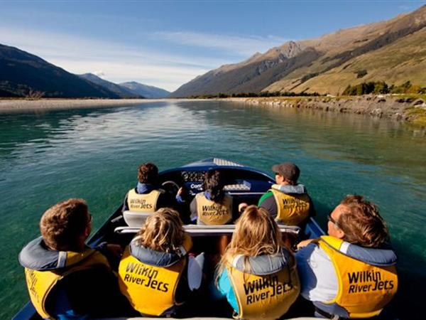 Wilkin River Jets