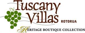 Heritage Collection Tuscany Villas Rotorua