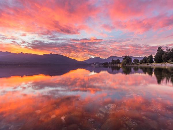 New Zealand Photography Distinction Te Anau Hotel & Villas