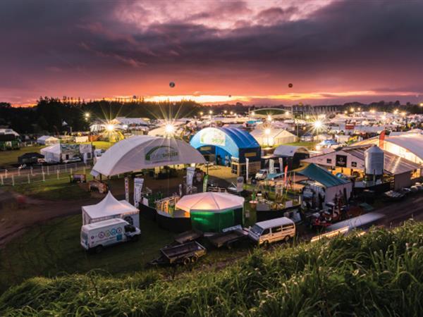 NZ National Agricultural Fieldays 2020