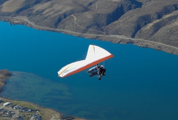 45South Tandem Hang Gliding