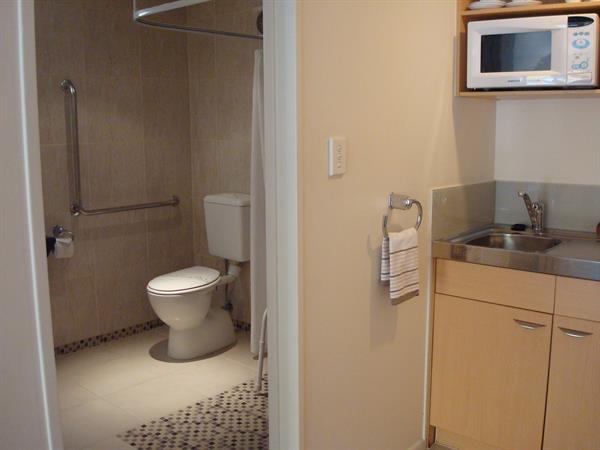 Accessible Unit, Tauranga Motels, Tauranga CBD, Motels Tauranga