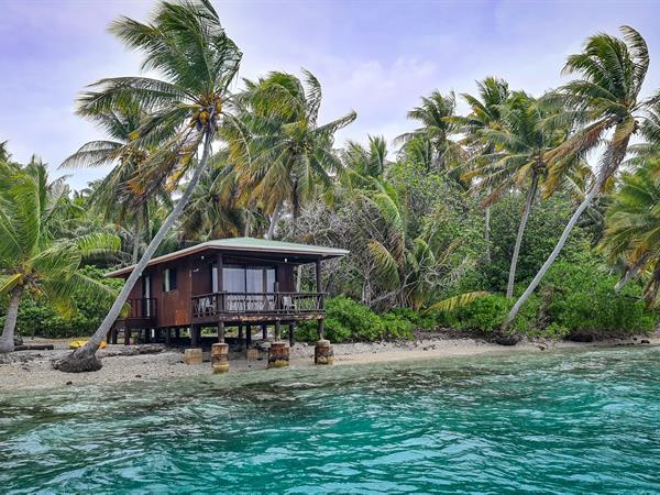 Manihiki Lagoon Villas