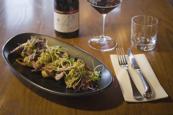 Merino Lamb Rump @ Mt Difficulty Winery Restaurant