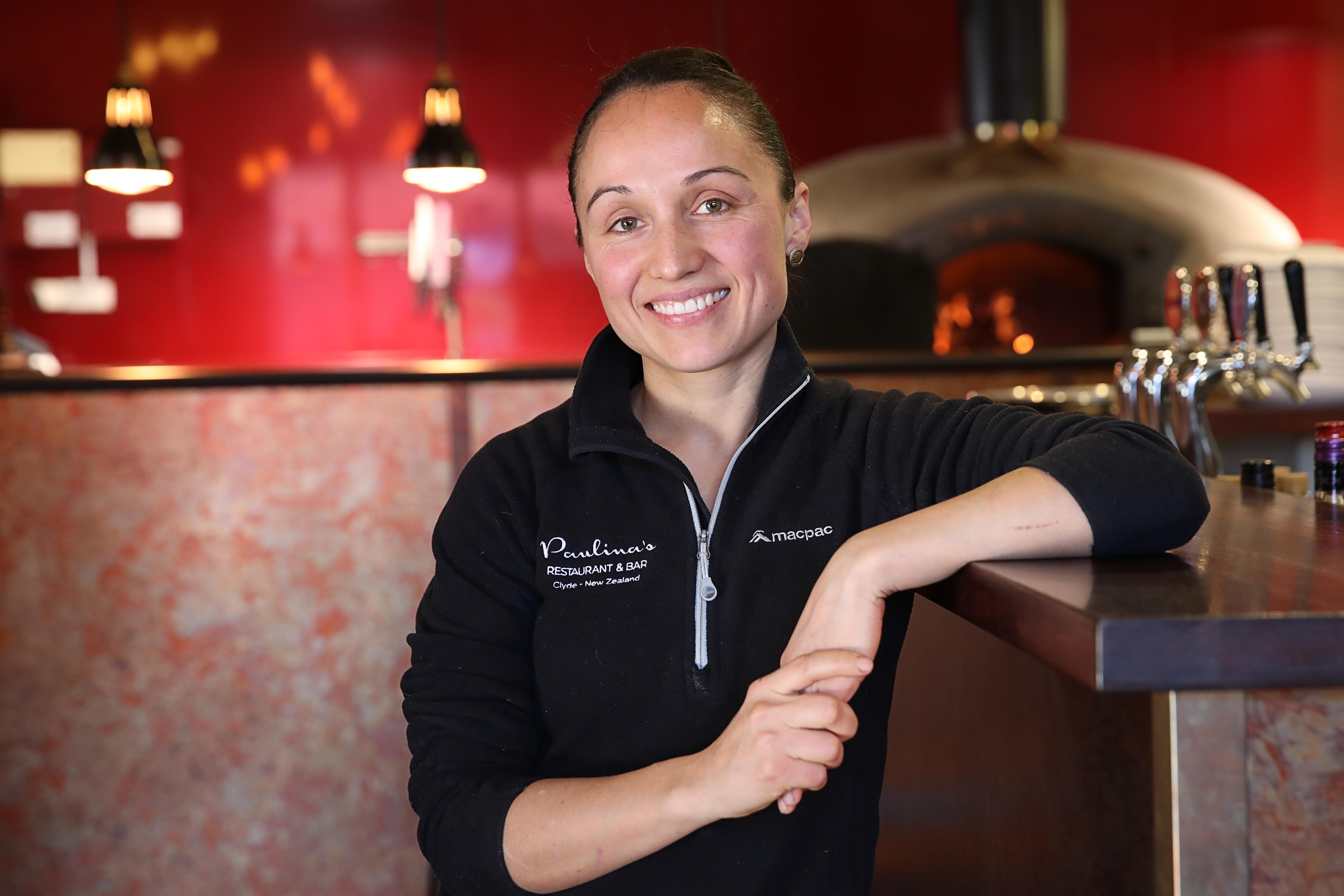 Beef, Mushroom, Tortellini & Truffle Sauce @ Paulina's Restaurant