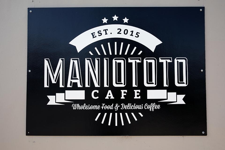 Pulled Lamb & Apple Slaw Ciabatta @ Maniototo Café
