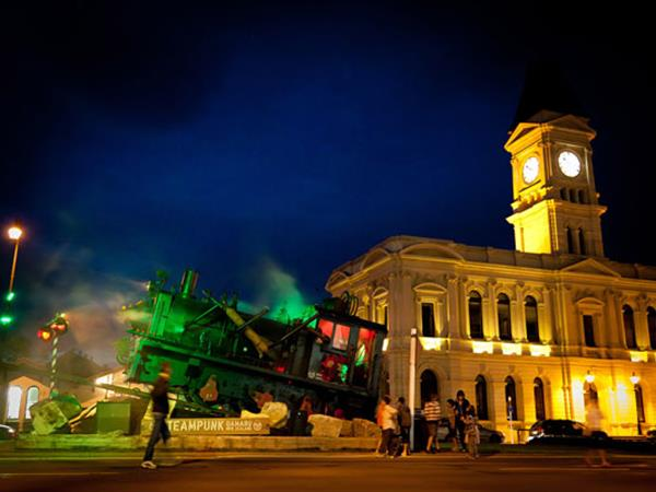Oamaru Convention Bureau