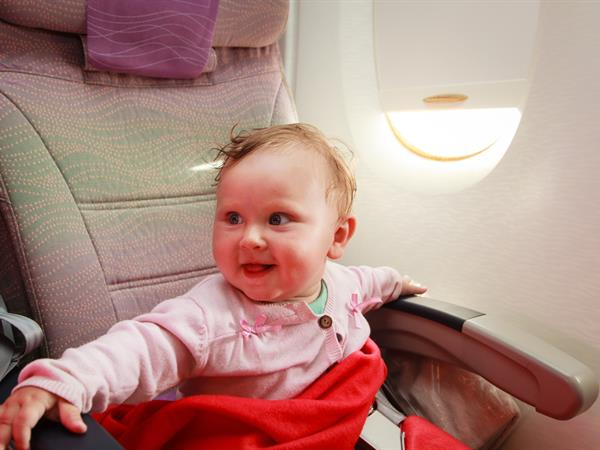 21 Tips for Managing Flights With Young Children