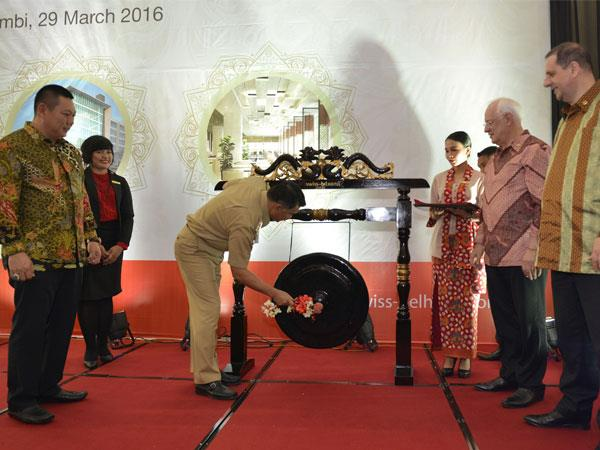 Swiss-Belhotel International Extends Indonesian Footprint with Opening of Swiss-Belhotel Jambi, Central Sumatra