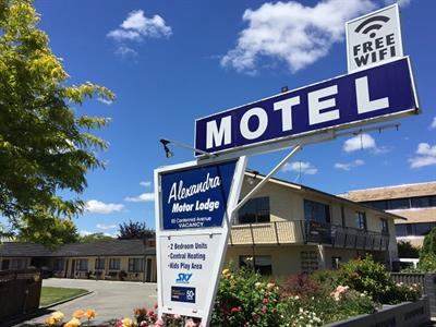 Alexandra Motor Lodge Motel