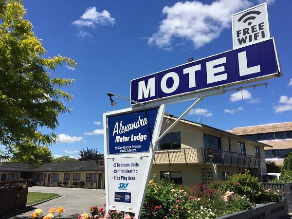 Alexandra Motor Lodge Motel