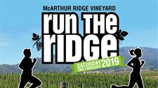 McArthur Ridge Vineyard - Run the Ridge