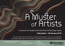 A Muster of Artists - Central Stories Exhibition
