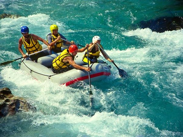 Water-Based Adventure Activities In Queenstown