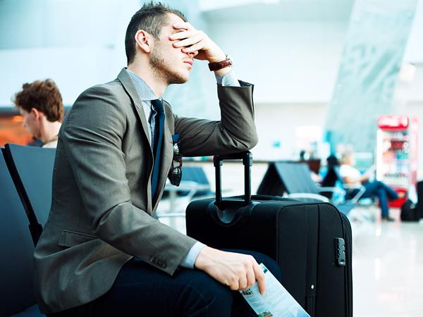 How to Avoid Getting Sick When Travelling for Work