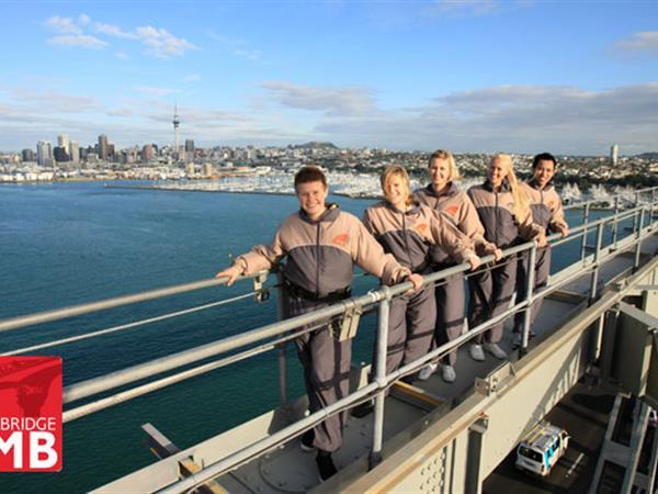 Auckland Bridge Climb Swiss-Belsuites Victoria Park, Auckland, New Zealand