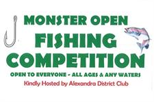 Monster Open Fishing Competition