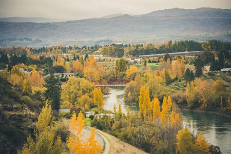 Nothing beats Central Otago in Autumn.