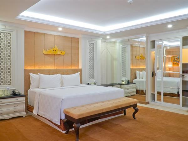Presidential Suite Swiss-Belhotel Lampung
