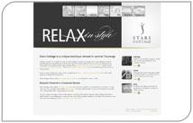 Unique, boutique, Tauranga retreat launches classic new website