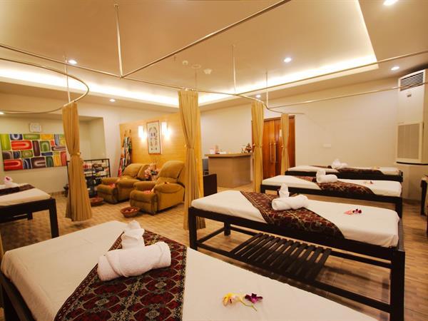 Chayana Massage Centre - Swiss-Belinn Legian, Bali