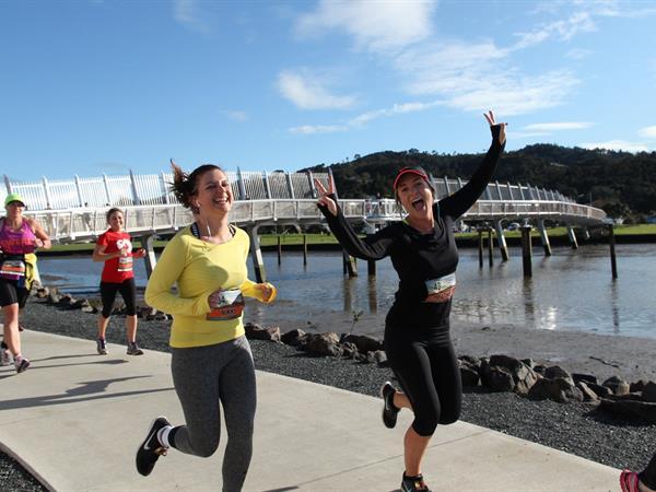 Whangarei Half Marathon & 9km Run/Walk Discovery Settlers Hotel Whangarei
