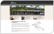 A stylish new look for Waihi Motel