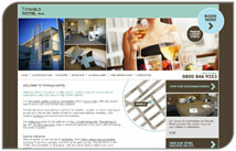 Modern new website for new Ashburton motel