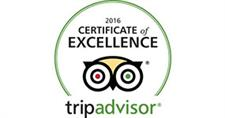 TripAdvisor Award 2016