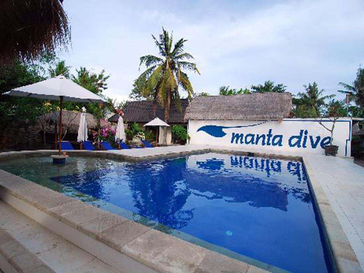 Manta dive gili air south bali resort south bali accommodation overview - Manta dive gili air resort ...