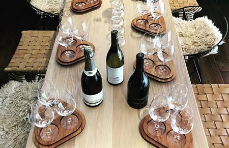 The Cloudy Bay Shed Wine Tasting - FREE