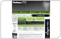 RéserveGroup awarded Fieldays 2010 website