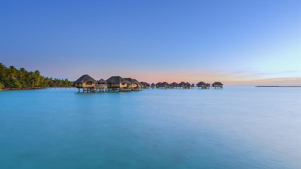 Le Taha'a Island Resort & Spa | 5 star hotel in Taha'a