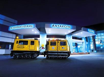 Christchurch Sightseeing with Antarctic Centre No 8 Tours for NZ Shore Excursions