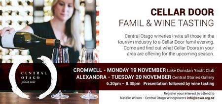 Industry Famil - Cellar Door and Wine Tasting