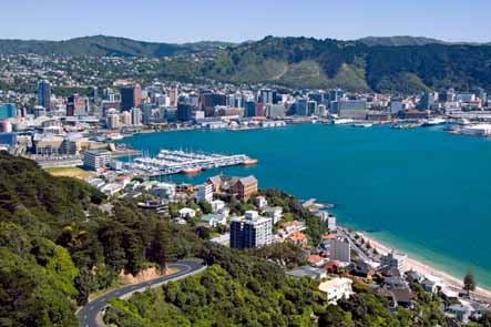 Wellington - Martinborough Wine Tour