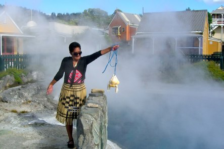 Rotorua - Whakarewarewa Geothermal And Maori Cultural Highlights No 8 Tours for NZ Shore Excursions